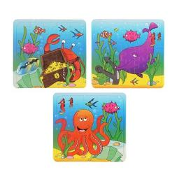 Sealife Puzzle - Pack of 108