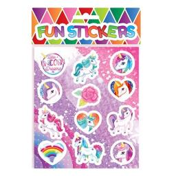 Unicorn Stickers - Pack of 120