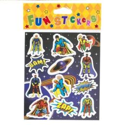Superhero Stickers HB - Pack of 120