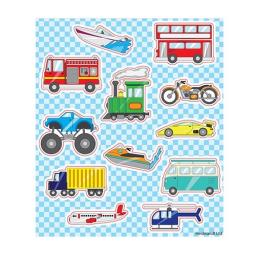 Vehicle Stickers - Pack of 120