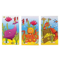 Sealife Mini Notepad - Pack of 168