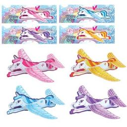 Unicorn Glider - Pack of 48