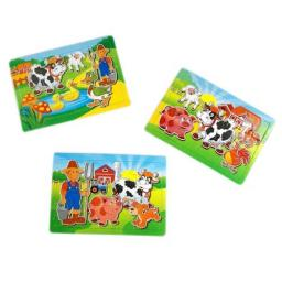 Farm Puzzle (Small) - Pack of 120