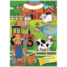 Farm Party Bag - Pack of 100