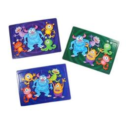 Monster Puzzle (Small) - Pack of 120