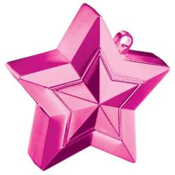 Star Balloon Weight Magenta