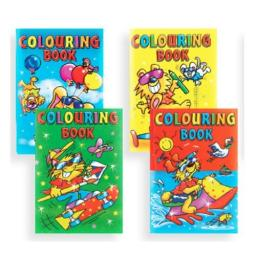Colouring Book - 16pp - Pack of 100