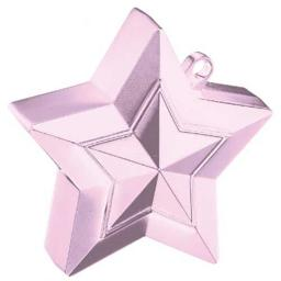 Star Balloon Weight Pearl Pink
