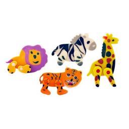 Jungle Eraser - Pack of 84