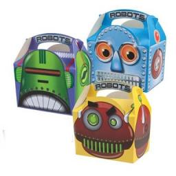 Robots Party Box - Pack of 50