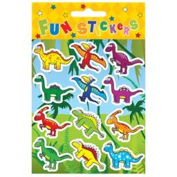 Dinosaur Stickers - Pack of 120