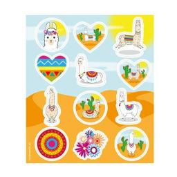 Llama Stickers - Pack of 120
