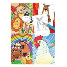 Colouring Fun Book - 16pp - Pack of 48