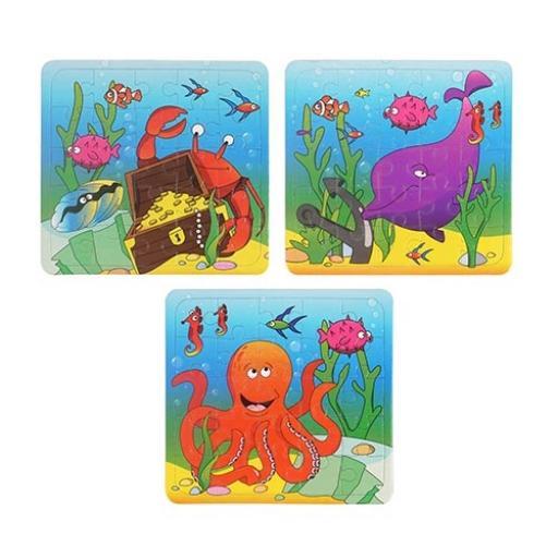 Sealife Puzzle - Pack of 108
