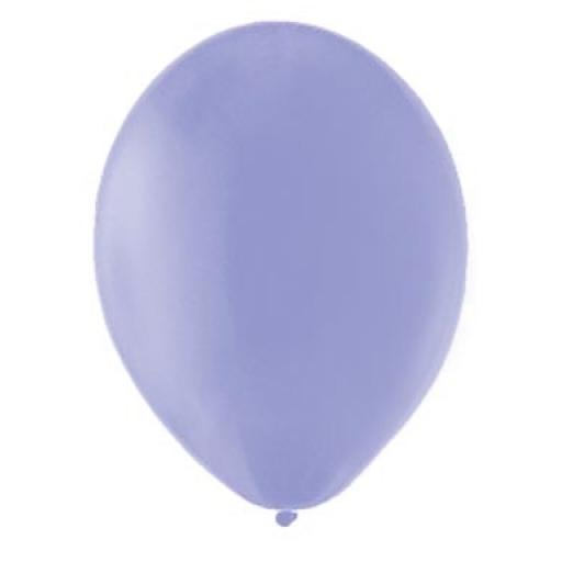 Latex Balloons - Lavender - Pack of 100