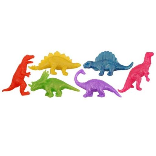 Stretch Dinosaurs - Pack of 84