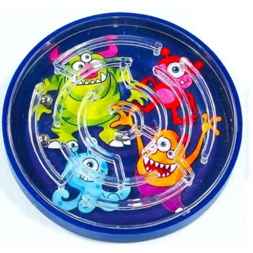 Monster Ball Puzzle - Pack of 108