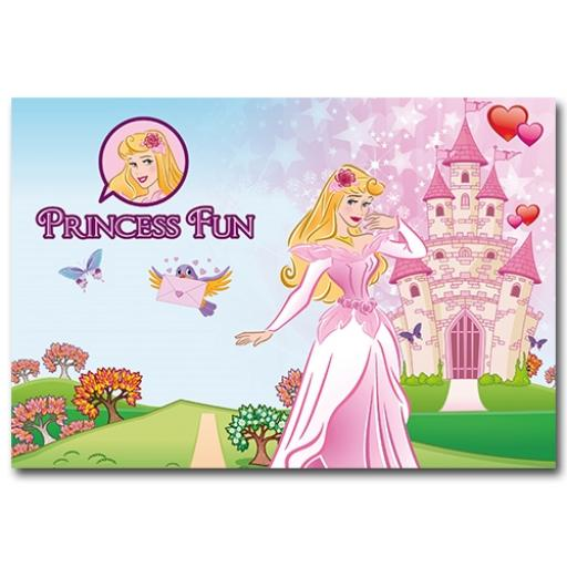 PRINCESS FUN WALLET - Pack of 500 - MP3445