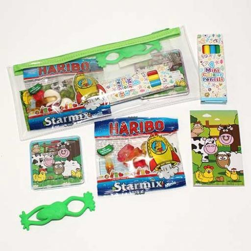 Farm Pencil Case - Box of 100
