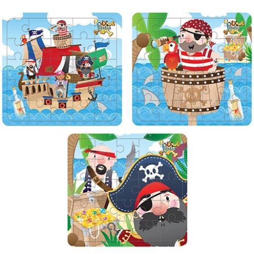Pirate Puzzle - Pack of 108