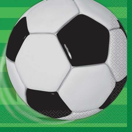 3D Soccer - Pack of 16
