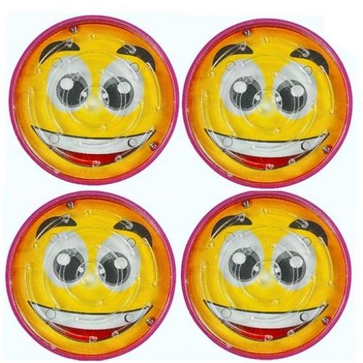 Happy Face Ball Puzzle - Pack of 108
