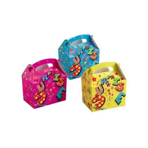 Surprise Party Box - Pack of 50