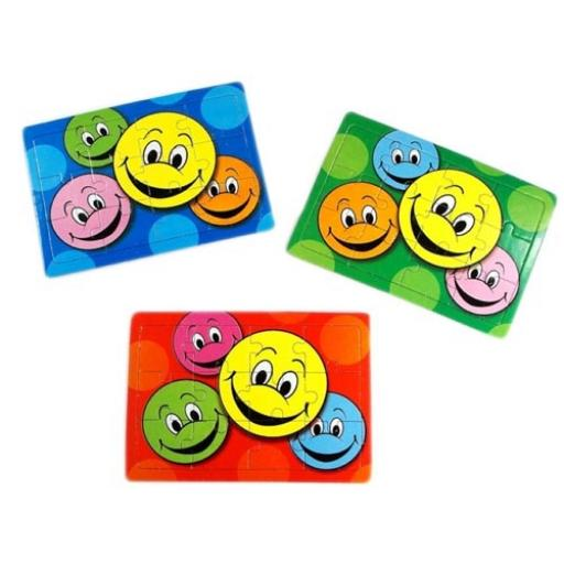 Happy Face Puzzle (Small) - Pack of 120