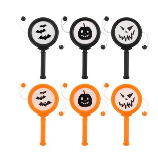 Halloween Hand Drum - Pack of 72