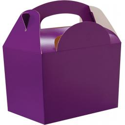 Purple Party Box - Pack of 50