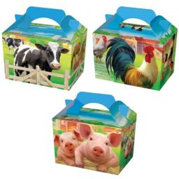 Farm Party Box - Pack of 50