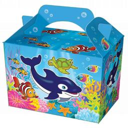 Sealife Party Box - Pack of 50