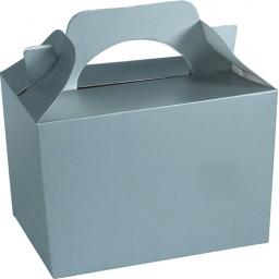 Silver Party Box - Pack of 50