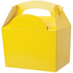 Yellow Party Box - Pack of 50