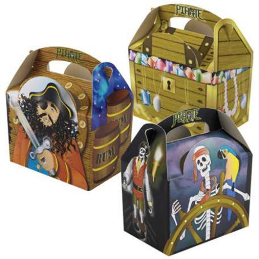 Pirate Party Box - Pack of 50