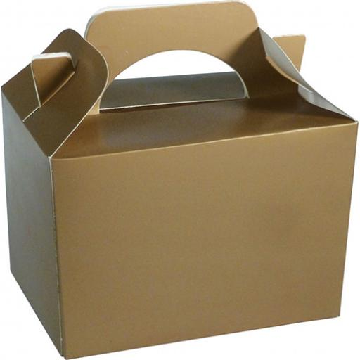 Gold Party Box - Pack of 50
