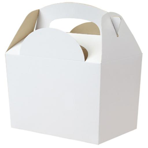 White Party Box - Pack of 50