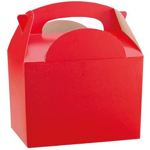 Red Party Box - Pack of 50