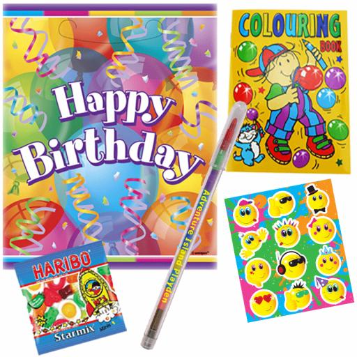 Personalised Trade Party Bag 2 - Box of 200