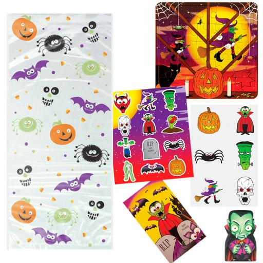 Halloween Party Bag 5 - Box of 100