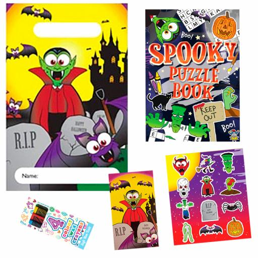 Halloween Party Bag 11 - Box of 100