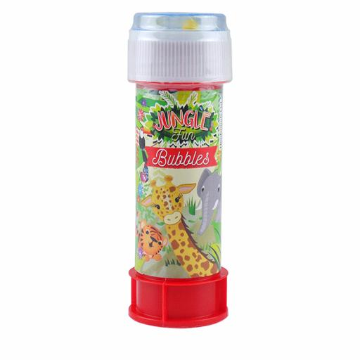 Jungle Bubbles - Pack of 36