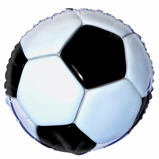 3D Soccer Foil Balloon