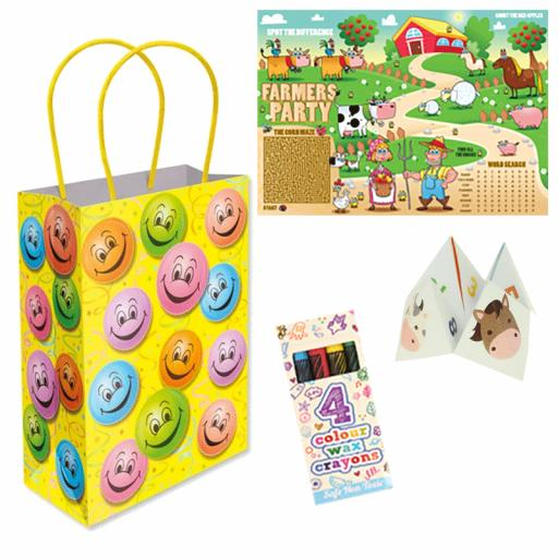 Farm Party Bag 16 - Box of 100