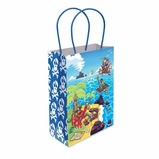 Pirate Paper Party Bag 2 - Pack of 48