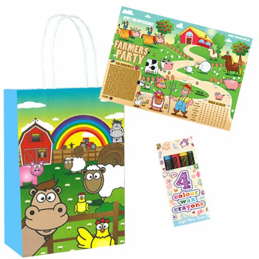 Farm Party Bag 15 - Box of 100