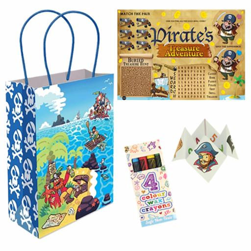 Pirate Party Bag 12 - Box of 100