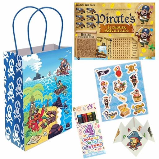 Pirate Party Bag 11 - Box of 100