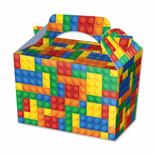 Bricks Party Box - Pack of 50
