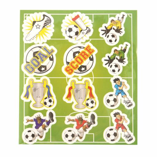 Football Stickers - Pack of 120